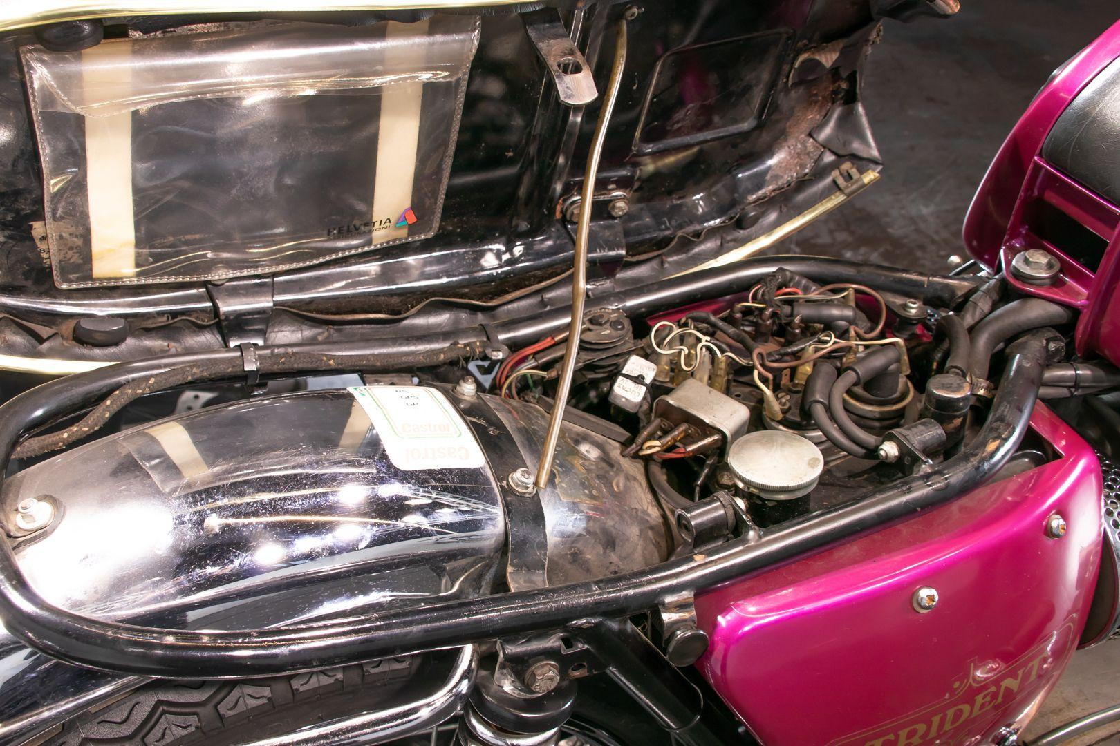 1974 TRIUMPH T 150 T TRIDENT 58098
