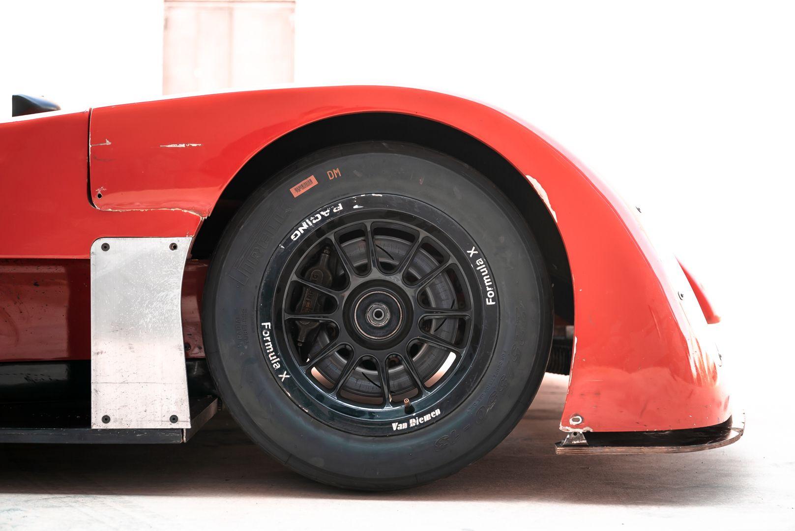 2004 Van Diemen Formula X RF04 CFX 68839