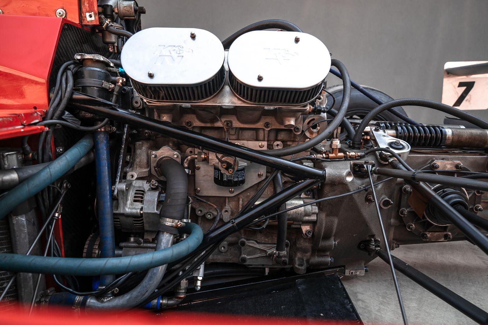 2004 Van Diemen Formula X RF04 CFX 68875