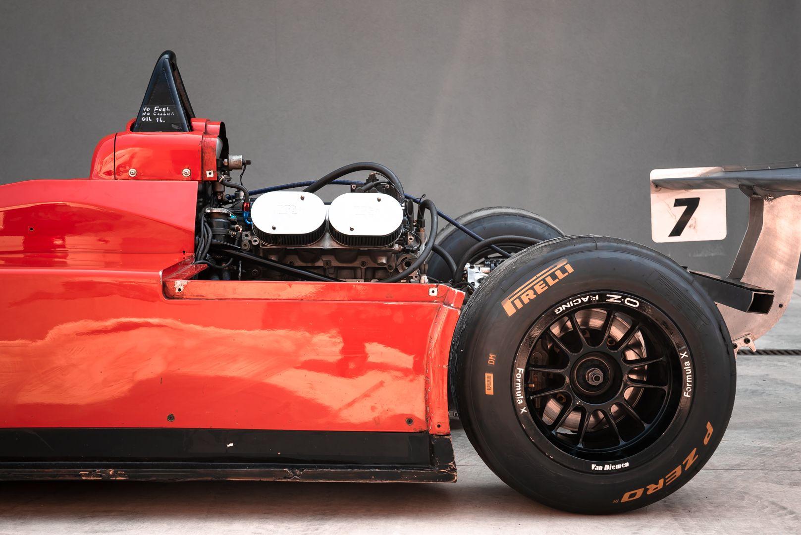 2004 Van Diemen Formula X RF04 CFX 68871