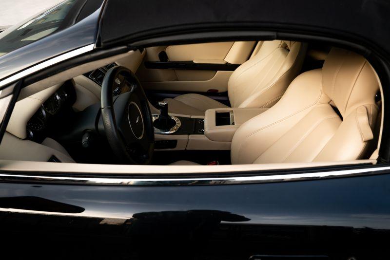 2008 Aston Martin 4.3 V8 Vantage Roadster N400 82818