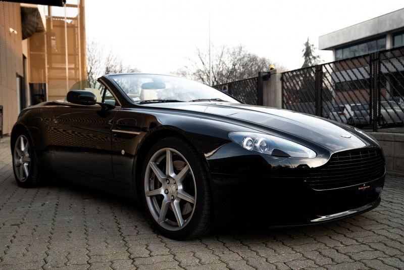 2008 Aston Martin 4.3 V8 Vantage Roadster N400 82803