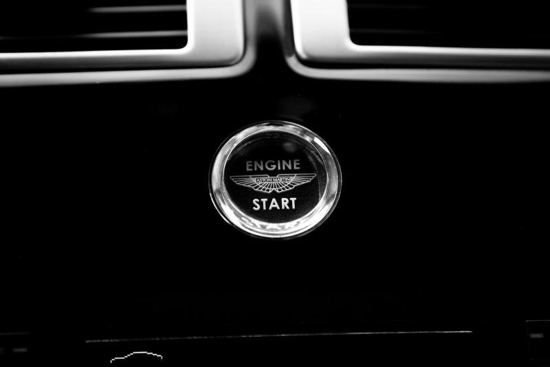 2008 Aston Martin 4.3 V8 Vantage Roadster N400 82822