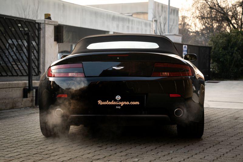 2008 Aston Martin 4.3 V8 Vantage Roadster N400 82798