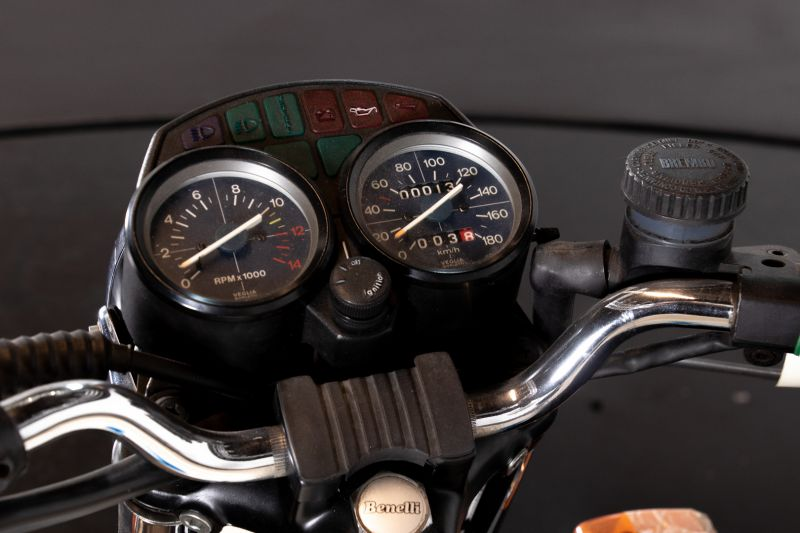 1983 Benelli 124 Sport 74280