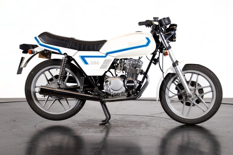 1983 Benelli 124 Sport 74273