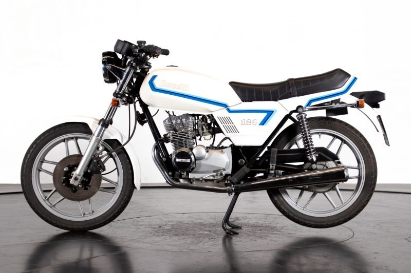 1983 Benelli 124 Sport 74275
