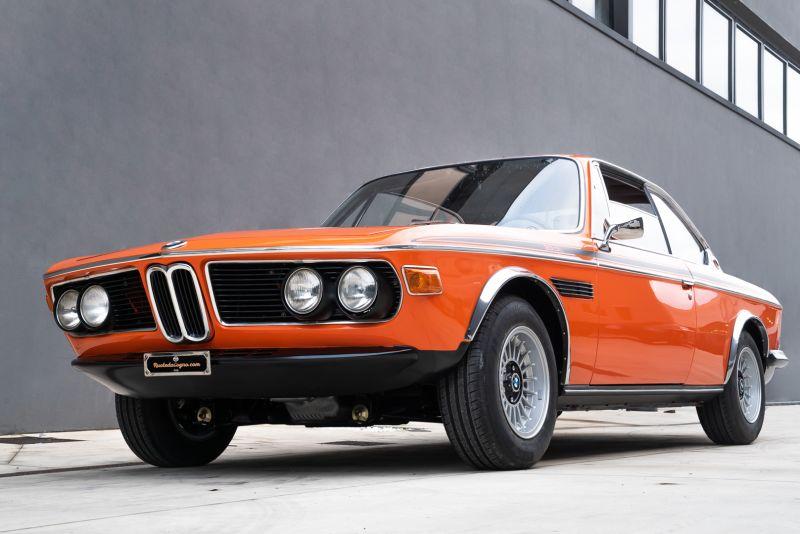1971 BMW 3.0 CSL 58394
