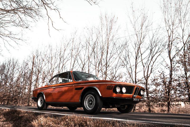 1971 BMW 3.0 CSL 62409