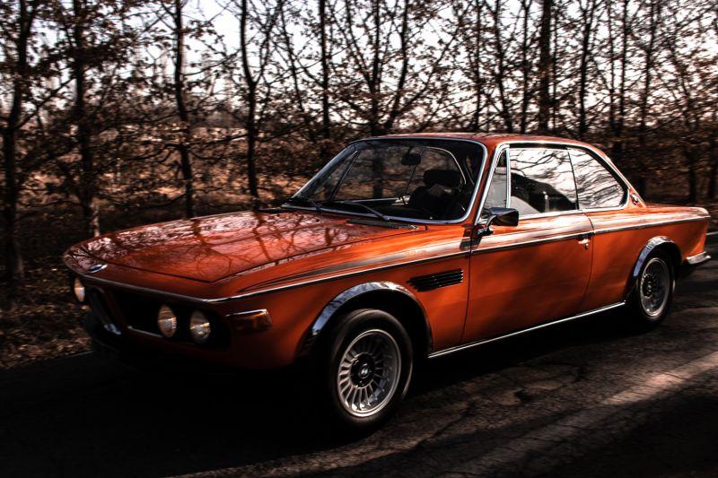 1971 BMW 3.0 CSL 62438
