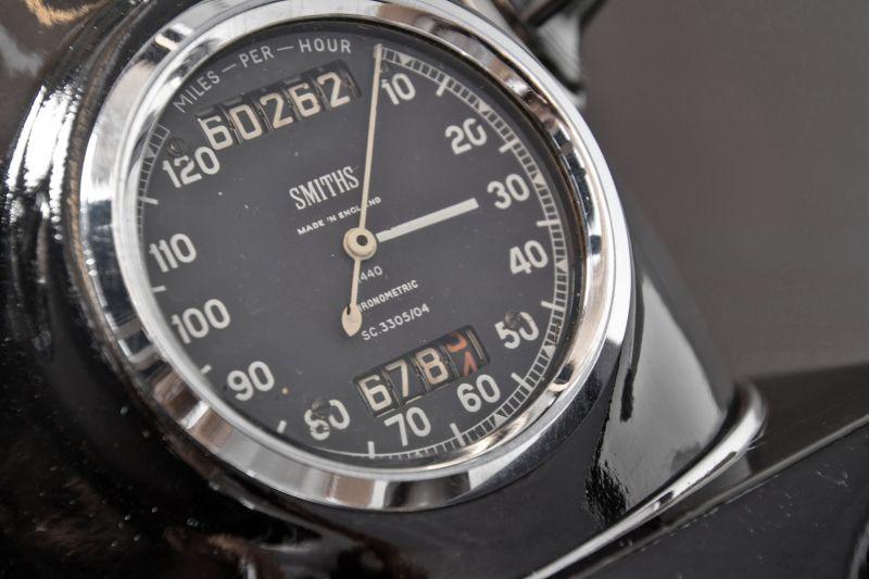 1960 BSA Golden Flash 650 35868