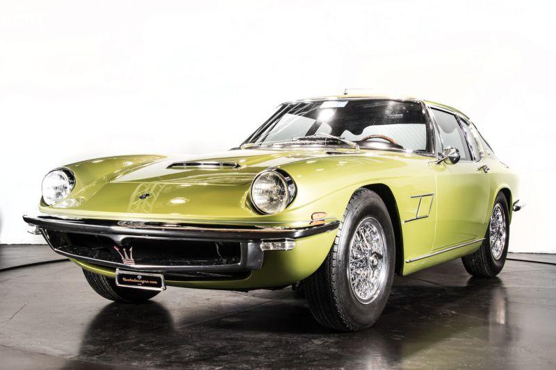 1967 MASERATI MISTRAL 3.7 26615