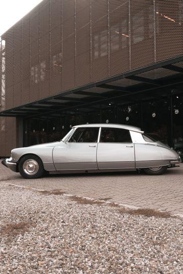 1967 Citroen DS 21 Pallas 80903