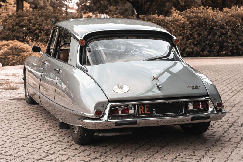 1967 Citroen DS 21 Pallas 80880