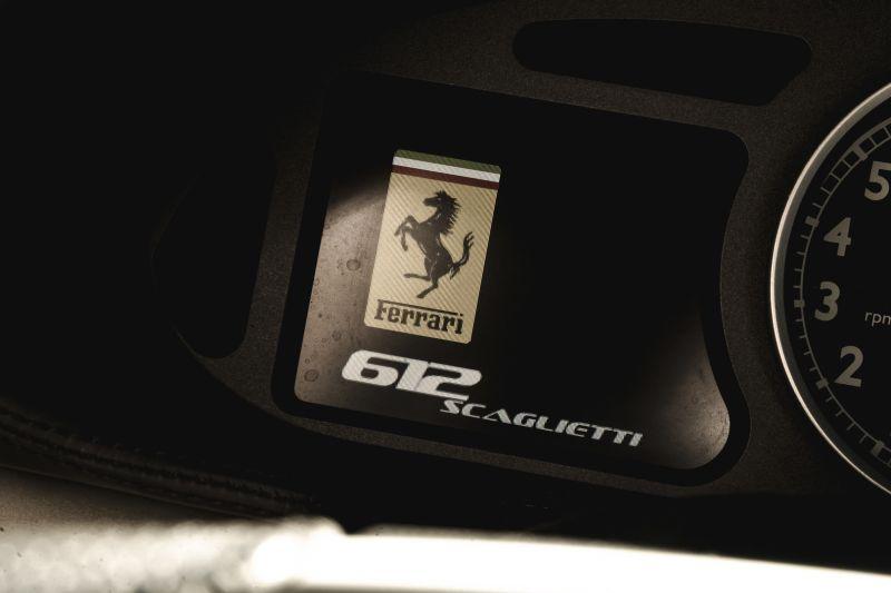 2005 Ferrari 612 Scaglietti F1 63598