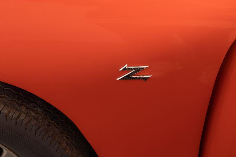 1960 Fiat Abarth 750 Bialbero record Monza 33330