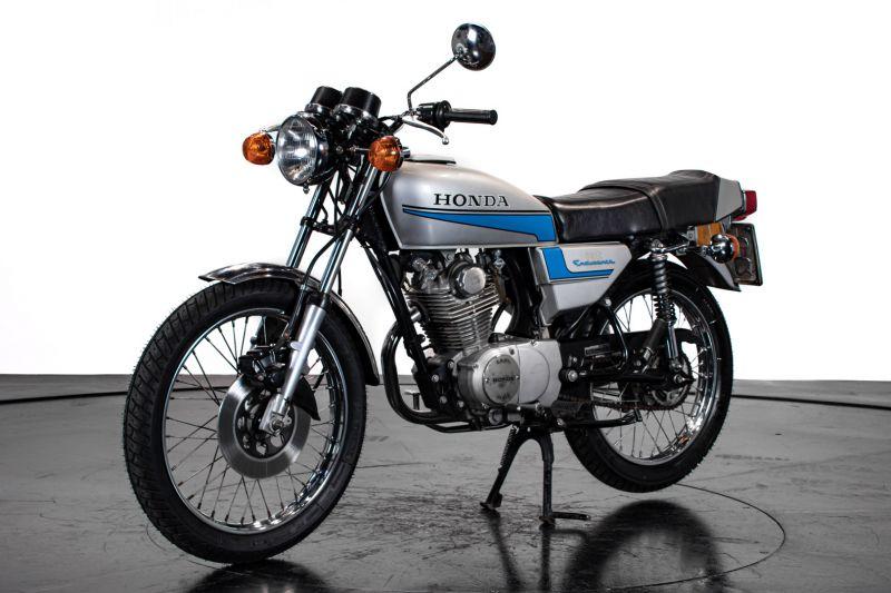 1978 Honda 125 Endurance 82345