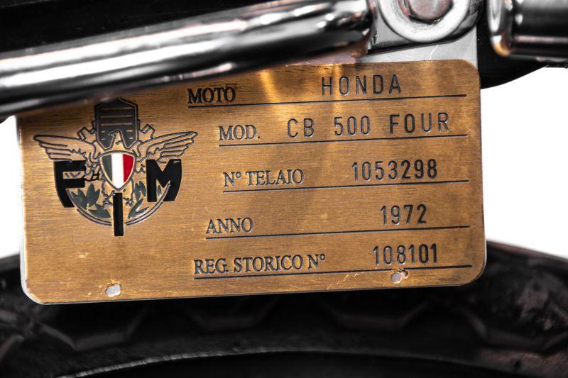 1972 Honda CB 500 Four 84092