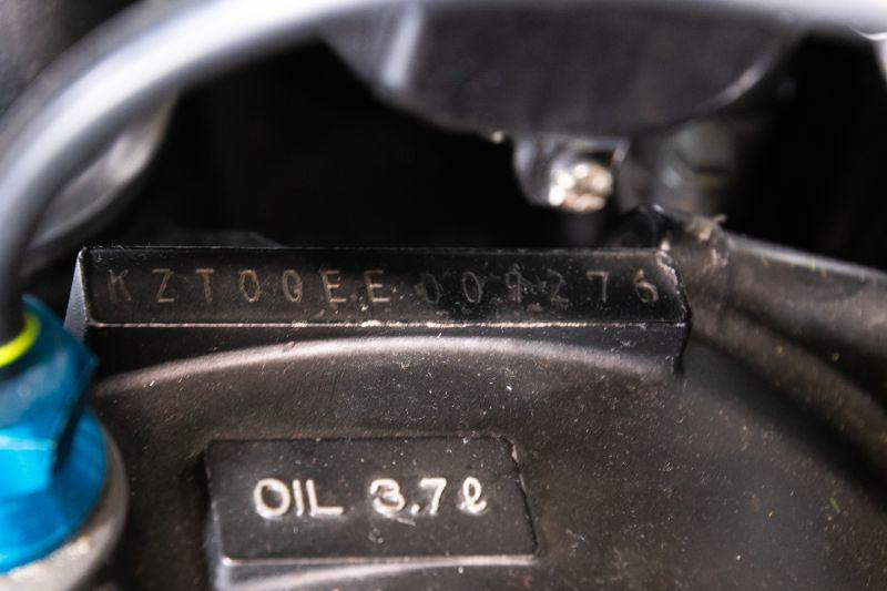 1981 Kawasaki Nico Bakker 74887