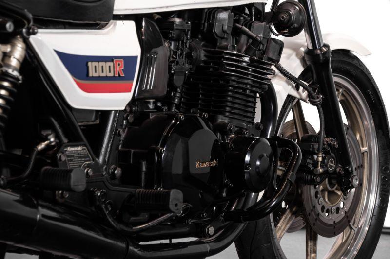 1985 Kawasaki 1000 Z1R 84999