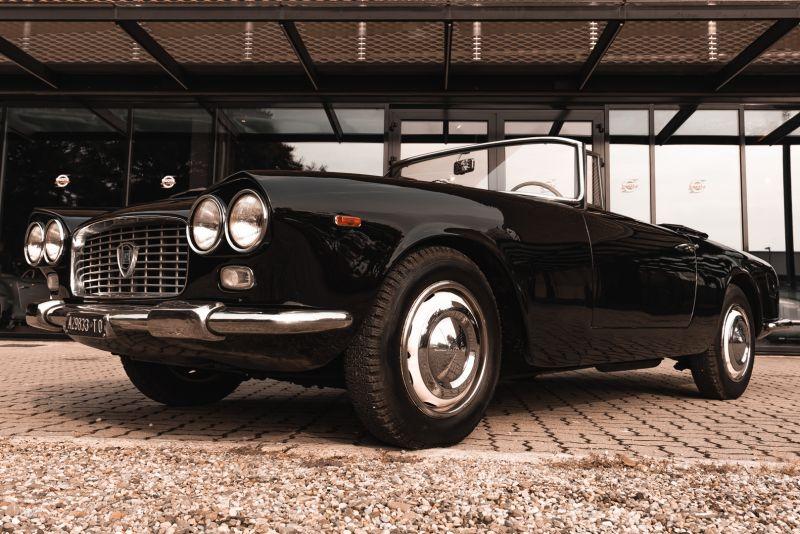1968 Lancia Flaminia Touring Convertible 2800 3C 79127
