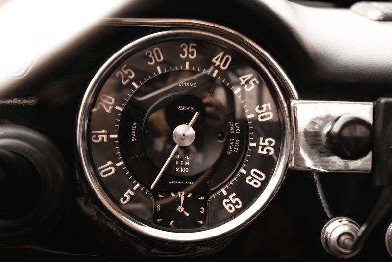 1968 Lancia Flaminia Touring Convertible 2800 3C 79148