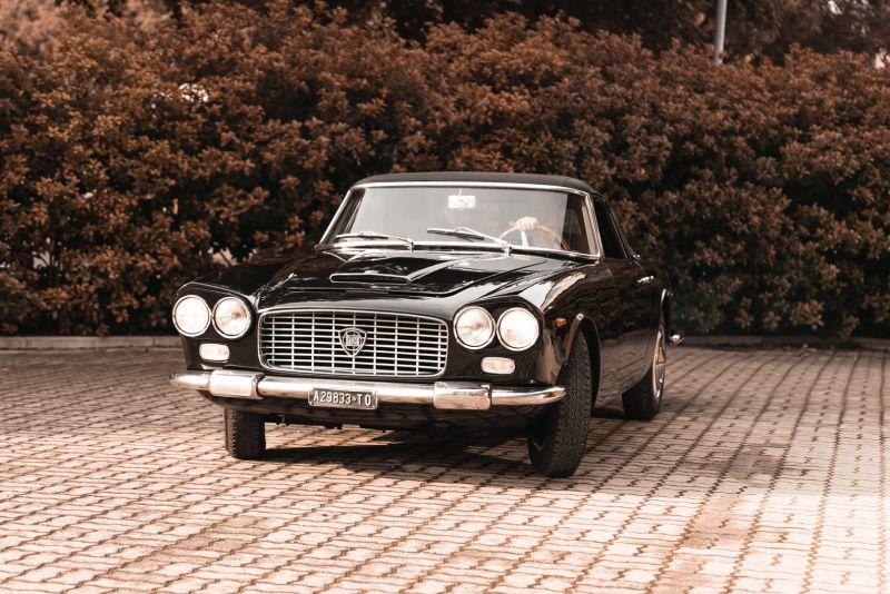 1968 Lancia Flaminia Touring Convertible 2800 3C 79132