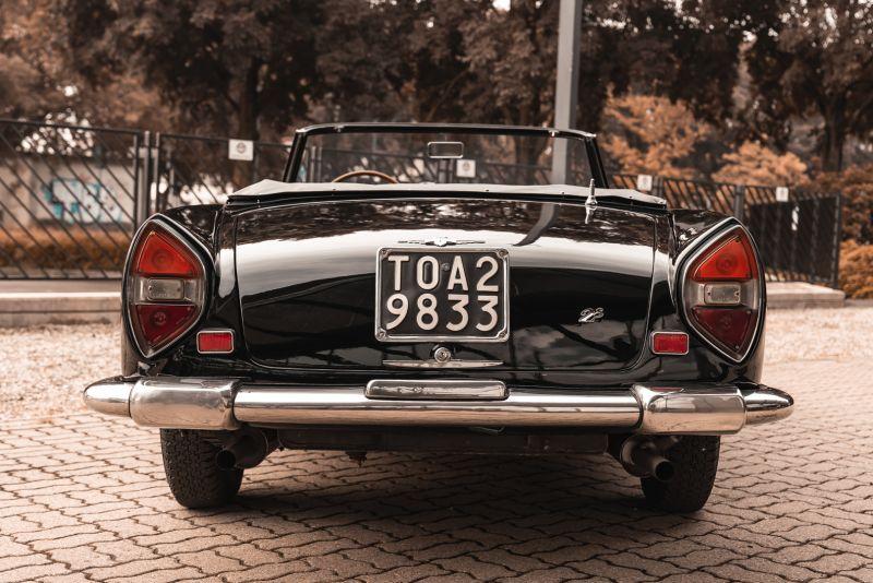 1968 Lancia Flaminia Touring Convertible 2800 3C 79129