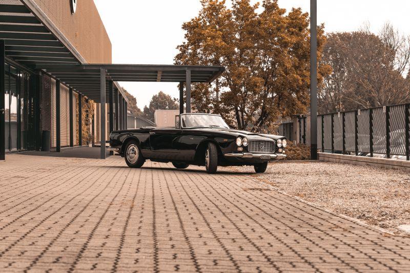 1968 Lancia Flaminia Touring Convertible 2800 3C 79171