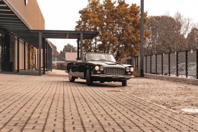 1968 Lancia Flaminia Touring Convertible 2800 3C 79175