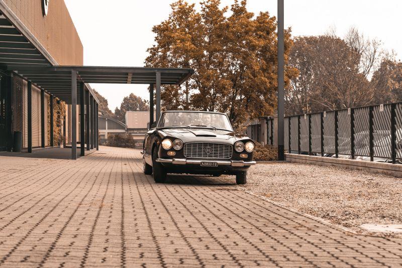 1968 Lancia Flaminia Touring Convertible 2800 3C 79172