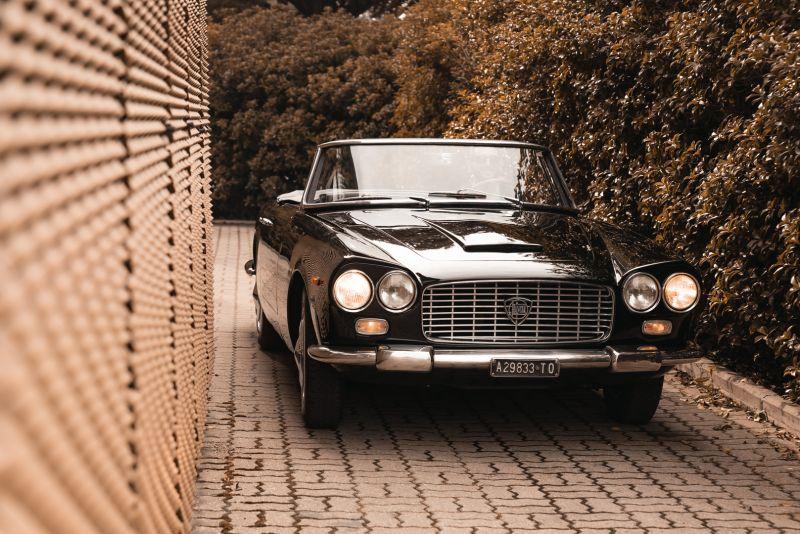 1968 Lancia Flaminia Touring Convertible 2800 3C 79177