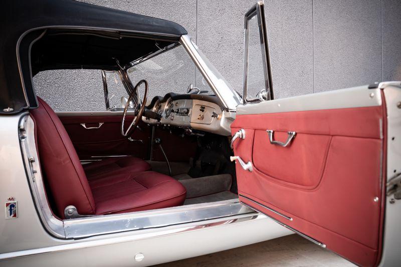 1958 Lancia Aurelia B24 Convertible 58284