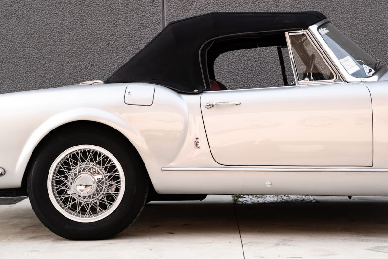 1958 Lancia Aurelia B24 Convertible 58274