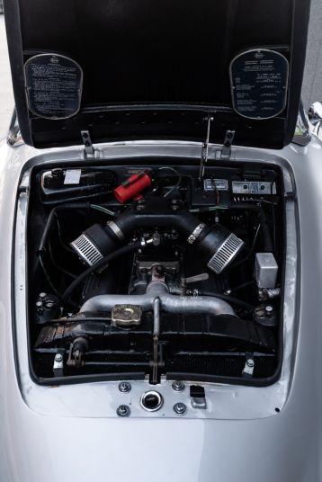 1958 Lancia Aurelia B24 Convertible 58282