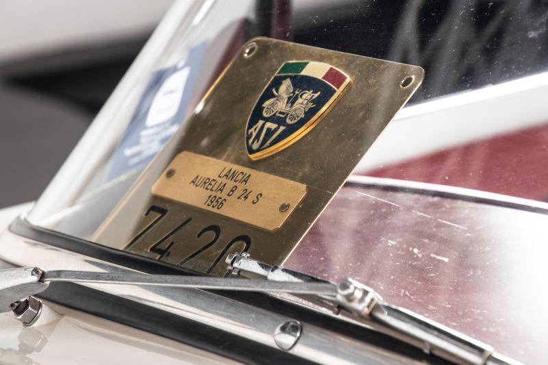 1955 Lancia Aurelia B24 S spider 23220