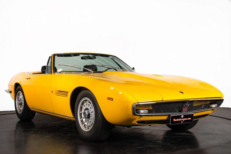 Maserati Ghibli Spider 23123