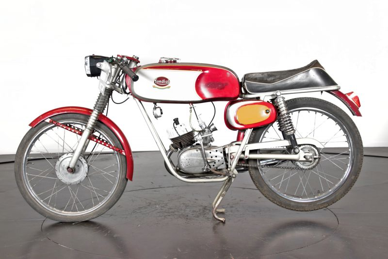 1968 Mondial FB M 4 G  34962