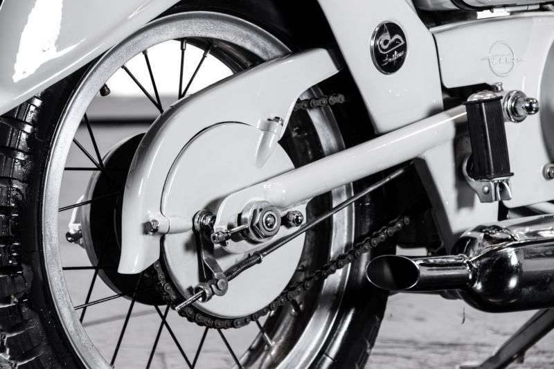 1954 Motom Delfino 165 82912