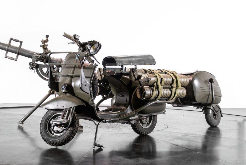 1956 Piaggio Vespa 150 TAP Militare 35398