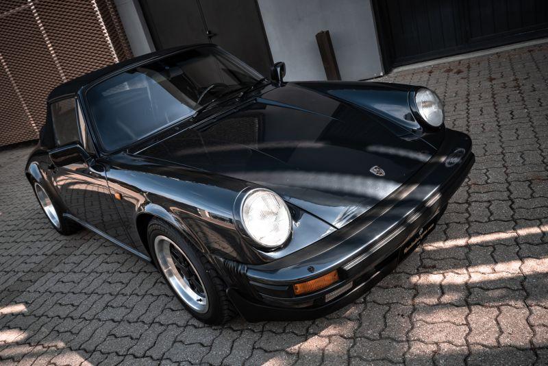 1986 Porsche 911 Carrera 3.2 Cabrio 70894