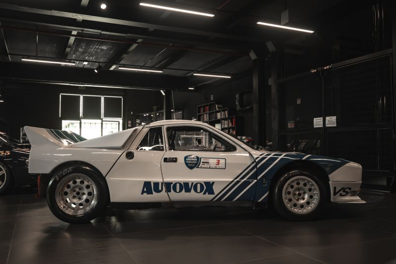 1982 Lancia Rally 037 82119