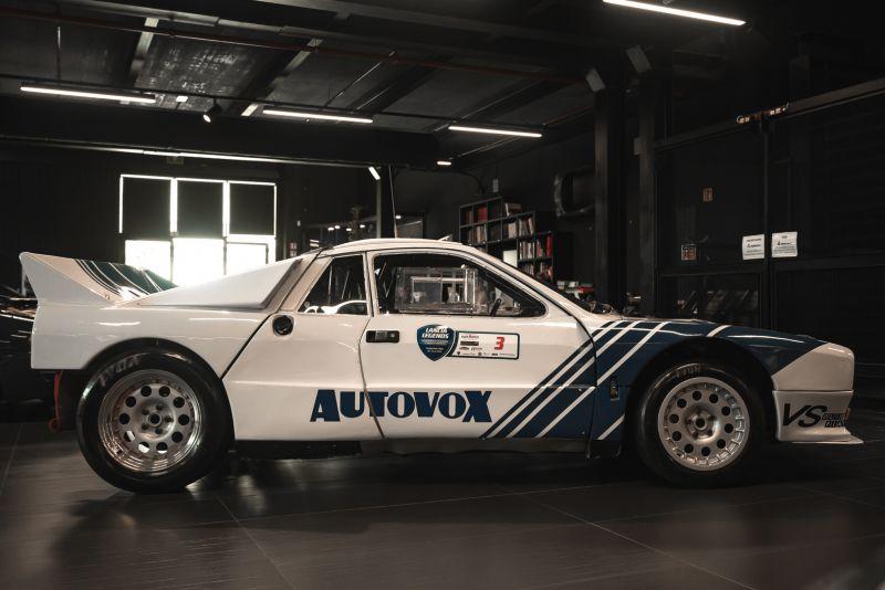 1982 Lancia Rally 037 82123