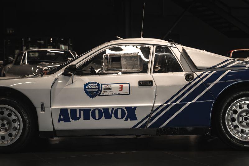 1982 Lancia Rally 037 82137