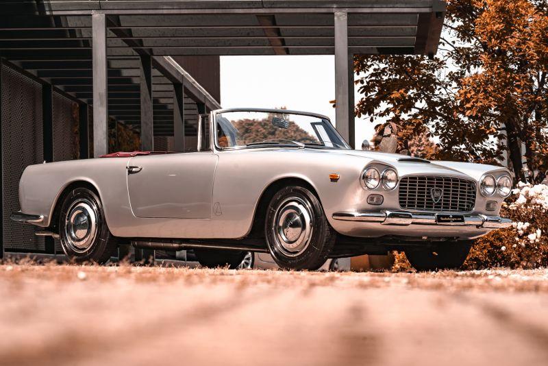 1963 Lancia Flaminia Touring Convertible 2500 3C  73139