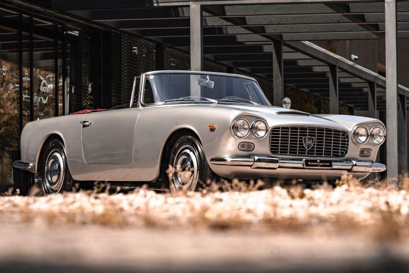 1963 Lancia Flaminia Touring Convertible 2500 3C  73141