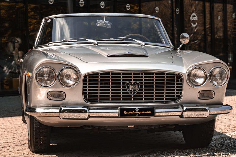 1963 Lancia Flaminia Touring Convertible 2500 3C  73142
