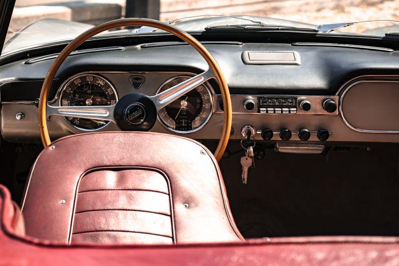 1963 Lancia Flaminia Touring Convertible 2500 3C  73162