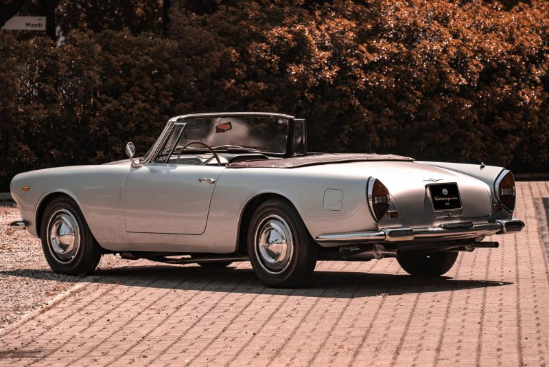 1963 Lancia Flaminia Touring Convertible 2500 3C  73137