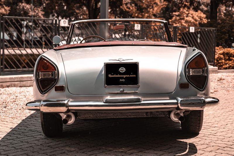 1963 Lancia Flaminia Touring Convertible 2500 3C  73150